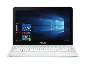 "ASUS EeeBook X205TA 11.6"" HD (White Only)"