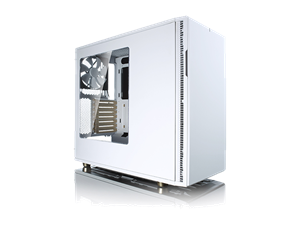 Fractal Design Define R5 Mid Tower - White / Gold Limited Edition