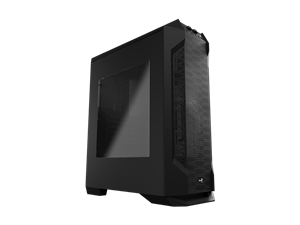 AeroCool LS5200B USB3.0 Mid Tower Case - Black