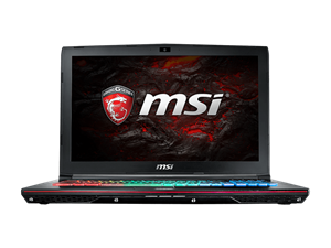 "MSI GE62VR 15.6"" FHD Intel Core i7 Gaming Laptop"
