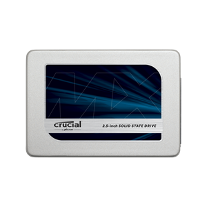 "Crucial 525GB MX300 2.5"" Solid State Drive (9.5mm Adapter)"
