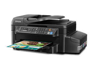 Epson EcoTank WorkForce ET-4550 Colour MFC Printer