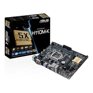 Asus H110M-K Micro ATX LGA 1151 Motherboard