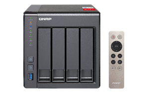 QNAP TS-451+ 8G 4 Bay NAS