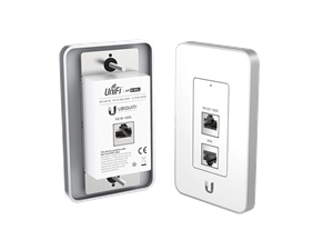 Ubiquiti UniFi AP In-Wall WiFi Access Point (5 Pack) - UAP-IW-5