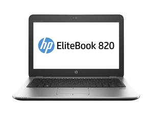 "HP EliteBook 820 G3 12.5"" HD Intel Core i5 Laptop"