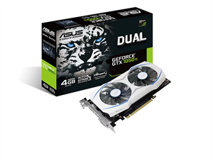 Asus GTX 1050Ti 4GB Gaming Graphics Card