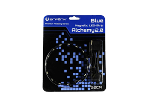 BitFenix Blue 30cm Alchemy 2.0 Magnetic LED Strip