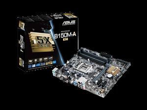 Asus B150M-A/M.2 mATX LGA 1151 Motherboard