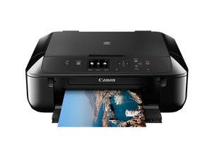 Canon MG5760BK Home Advanced Colour Inkjet Printer
