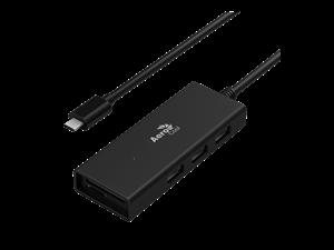 Aerocool ASA Type-C USB3.0 with SD Card Reader USB HUB