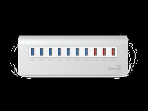 Aerocool ASA Hub Pro 7 Port USB 3.0 with 3 Port High Speed Charge USB HUB