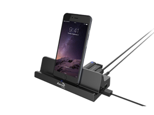 Aerocool ASA Hub Plus Multi-Docking for Smart Phone and Tablet