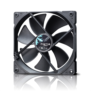Fractal Design Dynamic 120mm GP-12 Fan - Black
