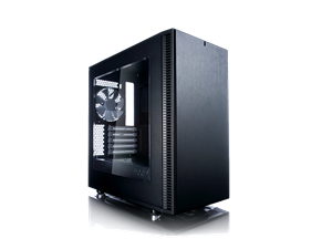 Fractal Design Define Mini C Window - Black