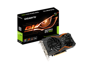 Gigabyte GTX 1050 G1 Gaming 2GB Graphics Card