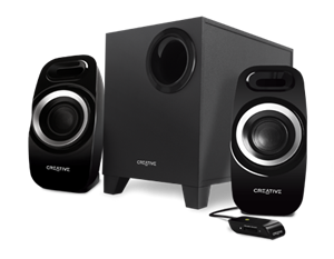 Creative T3300 2.1 Channel Speaker System