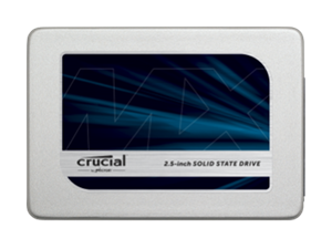 "Crucial 2TB MX300 2.5"" Solid State Drive (9.5mm Adapter)"