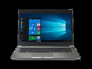 "Toshiba Protege  Z30 13.3"" HD Intel Core i7 Laptop"
