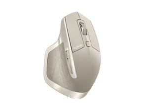 Logitech MX Master Wireless Mouse - Stone