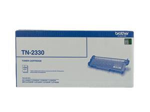 Brother TN-2330 Toner Cartridge 1200 Pages