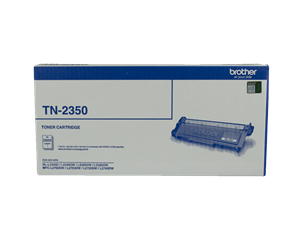 Brother TN-2350 Black Toner Cartridge 2600 Pages