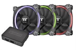 Thermaltake Riing RGB Premium Fans - 3 Pack