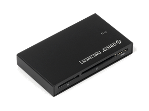 Orico USB3.0 Multi Card Reader - Black