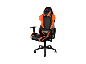 ThunderX3 TGC15-BO Gaming Chair - Black & Orange