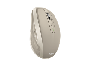Logitech MX Anywhere 2 Wireless Mouse - Stone