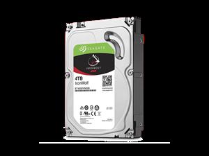 "Seagate 4TB Ironwolf 3.5"" NAS Drive"