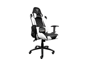 ThunderX3 TH-TGC12 Gaming Chair - Black White