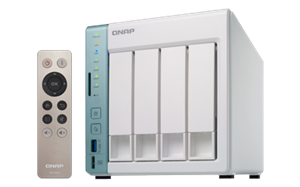QNAP TS-451A-2G 4 Bay Diskless NAS Dual Core CPU