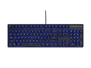 Steelseries Apex M500 Mechanical Gaming Keyboard - Cherry MX Blue