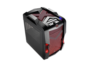 Aerocool Strike-X Cube Case - Red
