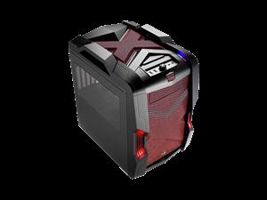 Aerocool Strike-X Cube Case - Red