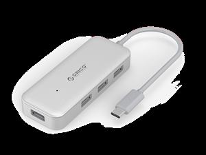 Orico 4 Port USB3.0 Type C USB Hub