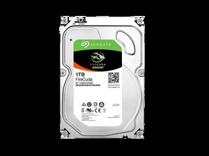 "Seagate 1TB Firecuda 3.5"" Internal SSHD Hybrid Hard Drive - ST1000DX002"
