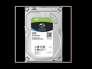 """Seagate 3TB Skyhawk 3.5"""" Surveillance Hard Drive"""