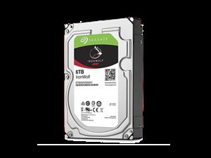 """Seagate 6TB Ironwolf 3.5"""" NAS Hard Drive"""