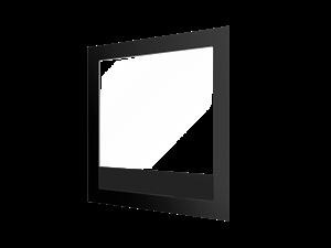 Cooler Master MasterCase 5 Upgrade Window Kit - Black