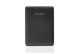 "Hitachi Touro 2TB 2.5"" External Hard Drive"