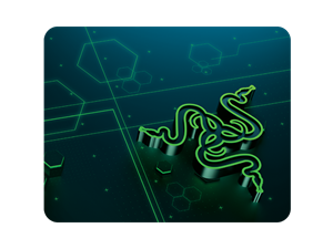 Razer Goliathus Mobile Soft Gaming Mouse Mat - Small