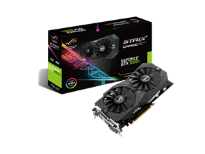 Asus GTX 1050Ti Strix 4GB Graphics Card