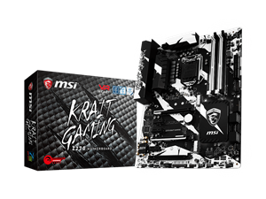 MSI Z270 Krait Gaming Intel Motherboard