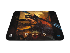 SteelSeries QCK Diablo III Monk Edition Cloth Mouse Pad