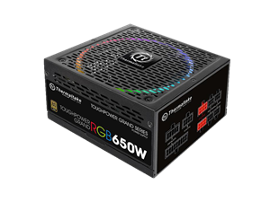 Thermaltake Toughpower Grand 650W 80+ Gold RGB Power Supply