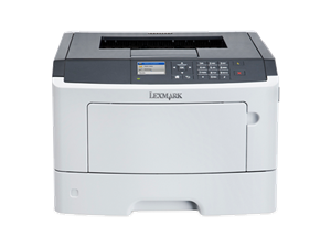 Lexmark MS510DN Monochrome Network Laser Printer