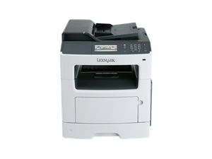 Lexmark MX410DE MultiFunction Duplex Monochrome Laser Printer