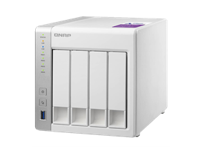 QNAP 4 Bay TS-431P NAS 2 Year Warranty